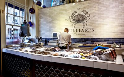 Delicatessen & Fishmarket: Open and Fully Re-Stocked