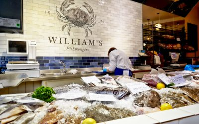 William's Fish Counter to Open for the Bank Holiday Weekend